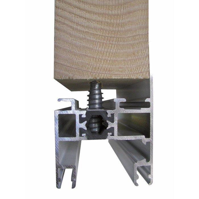 Vis Top-Roc - Pour menuiserie aluminium - Jeu de 100 pièces-2
