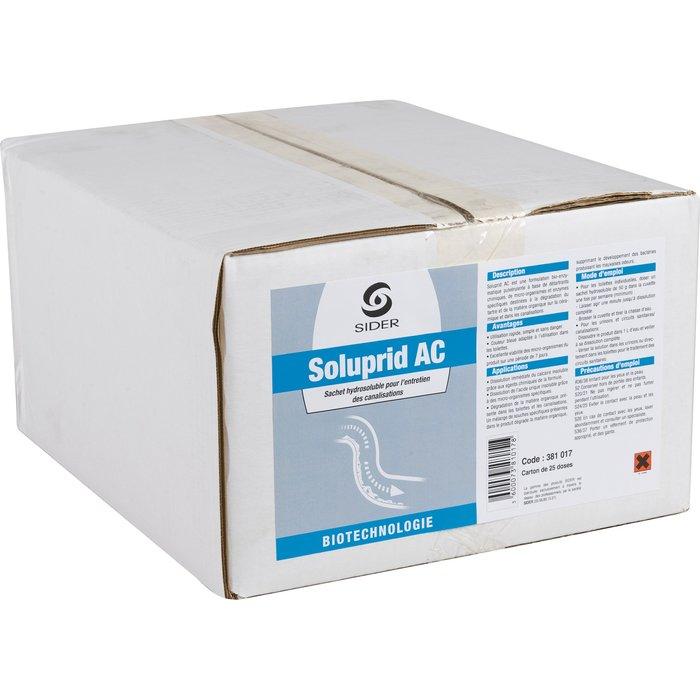Détartrant Soluprid AC - Spécial sanitaire - Produit biologique