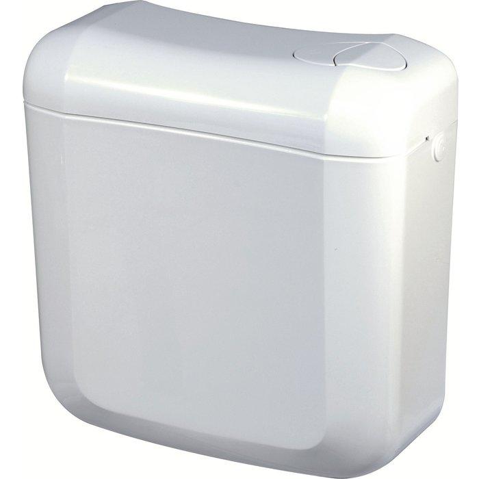 Réservoir WC attenant - Double débit