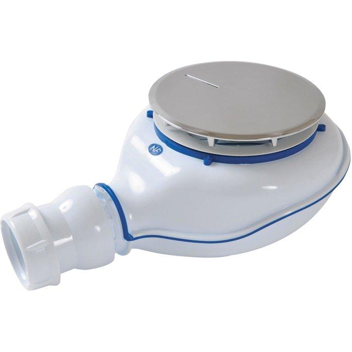 Bonde de douche siphoïde Turboflow 2 - Pour receveur diamètre 90 mm