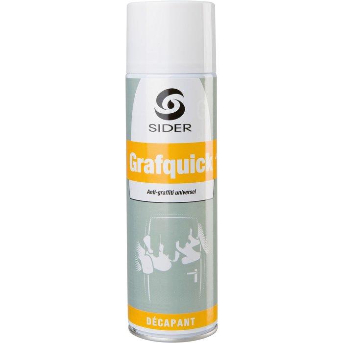Nettoyant anti-graffiti Grafquick - Contenance 650 ml