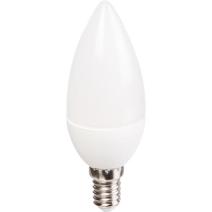 Pack d'ampoules à LED - Fome flamme - Culot E14 - Longueur 105 mm