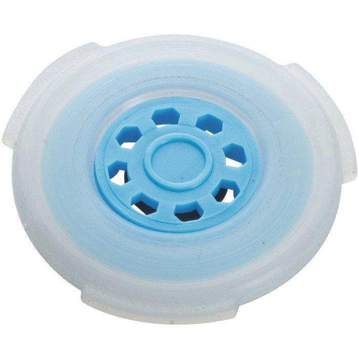 Joint de douche avec régulateur de débit intégré PCW
