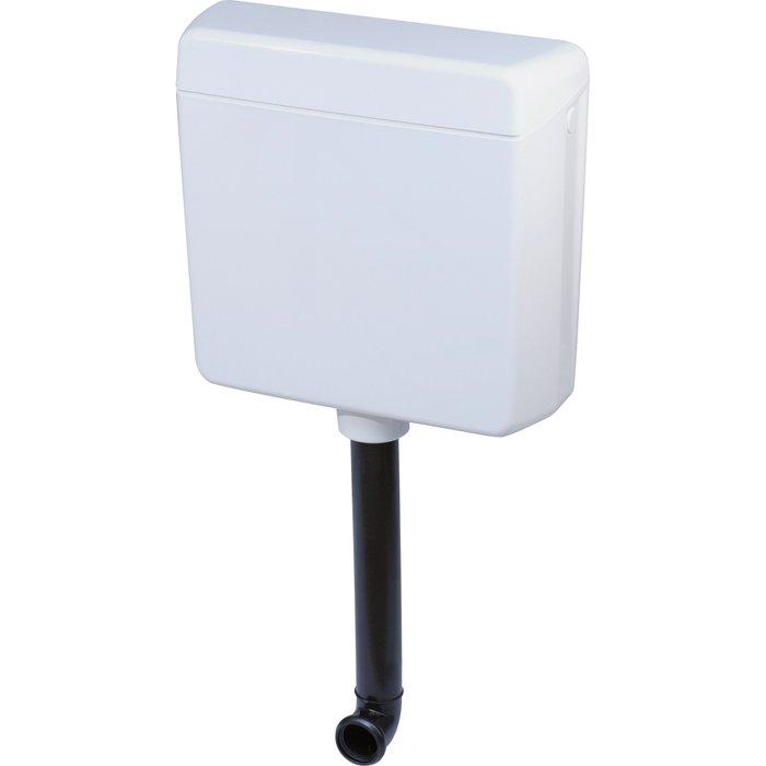 Réservoir WC dissimulé - Simple ou double débit-1