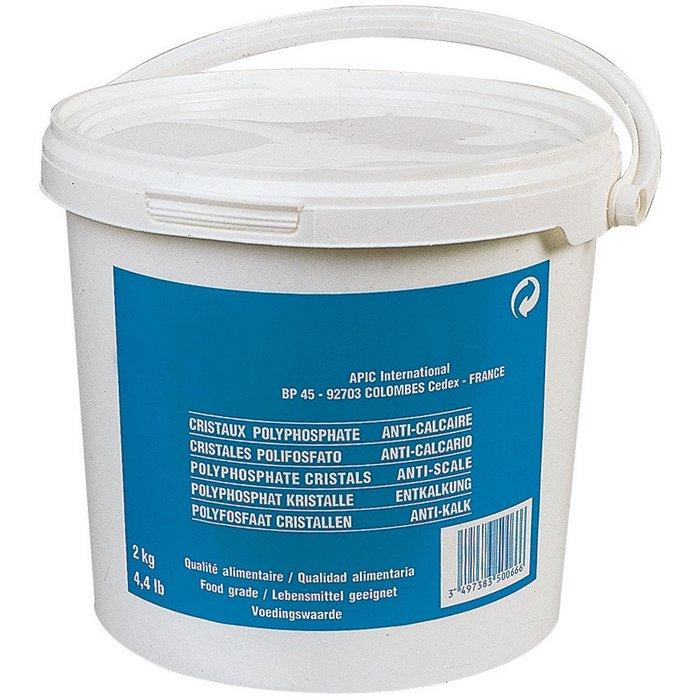 Recharge cristaux polyphosphate pour filtre anti-calcaire Mikrophos-2