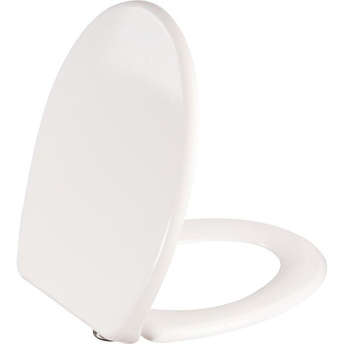 Abattant WC double Auto Clip