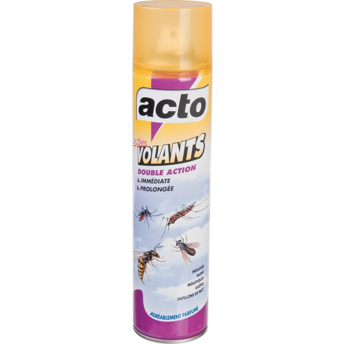 Insecticide anti-insectes volants