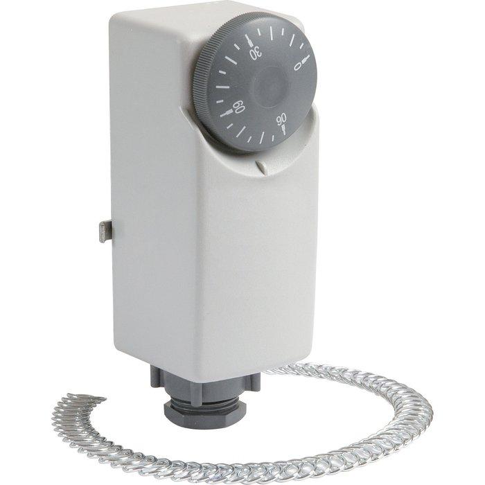 Aquastat d'applique à réglage externe - Température 0 à 90°C