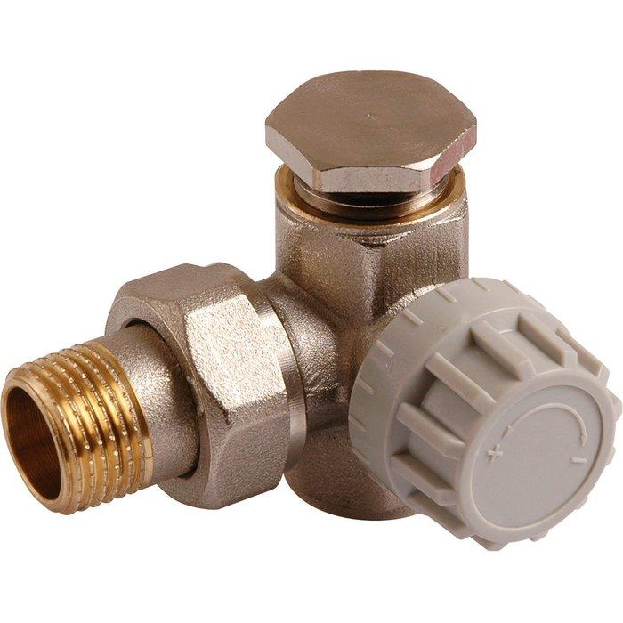 Robinet thermostatique Senso M28 de radiateur - Tri-axe - Femelle-1