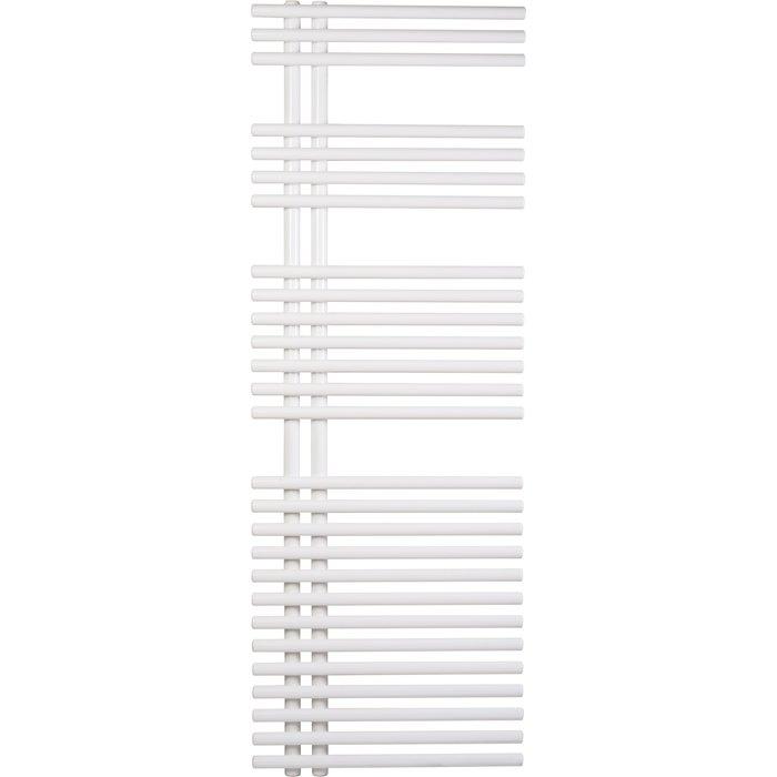 Sèche-serviette Funky - Blanc - Puissance 600W