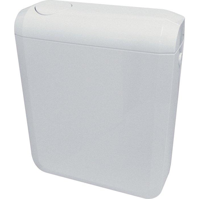Réservoir WC Duetto - Attenant ou semi-bas