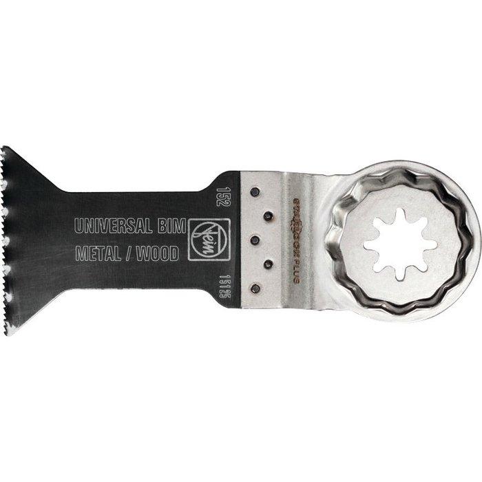 Lame de scie universelle E-Cut - Denture bi-métal