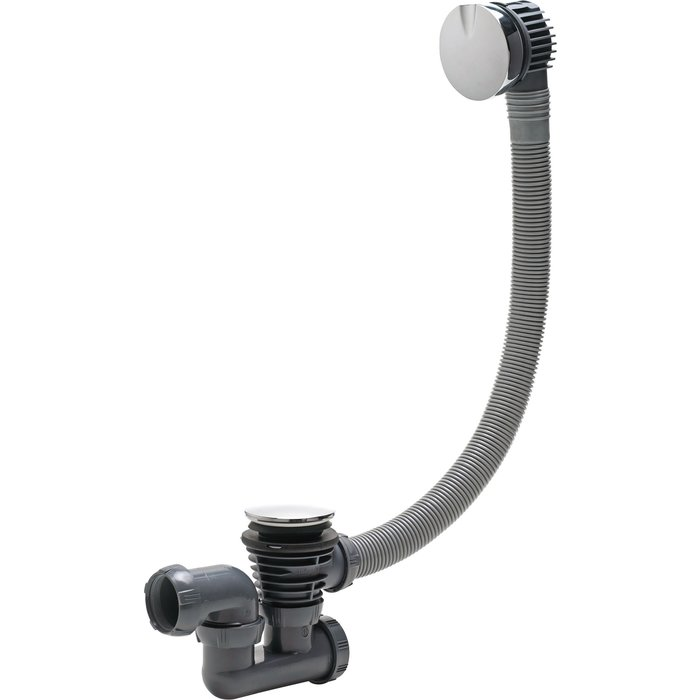 Vidage de baignoire à câble-1