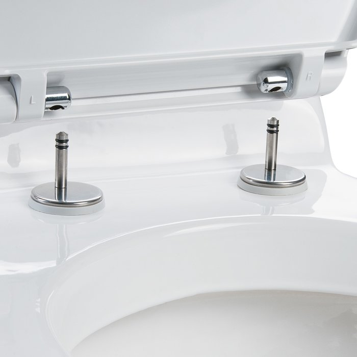 Abattant WC double Terra 400-6