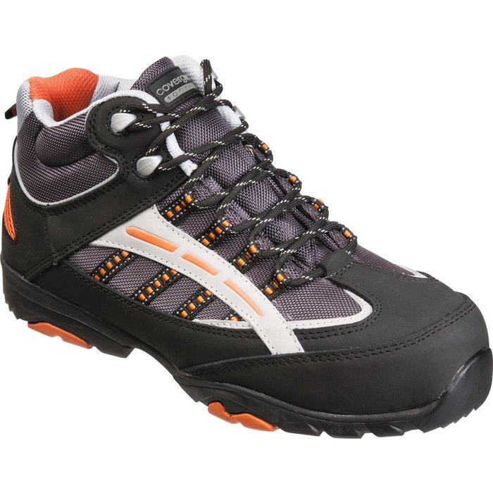 Chaussures hautes de sécurité Hillite - Légères et respirantes - Nubuck-1