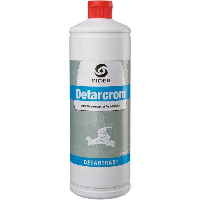 Détartrant Détarcrom - Spécial sanitaire