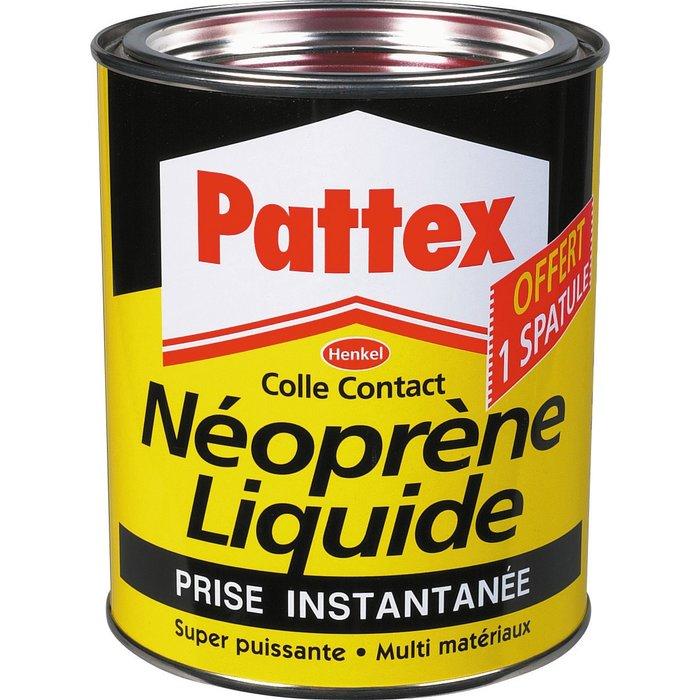 Colle néoprène multimatériaux - Liquide-1