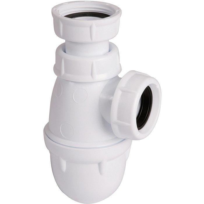 Siphon à culot de lavabo et bidet