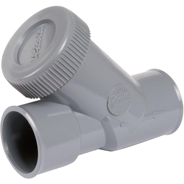 Clapet anti-retour à coller - PVC