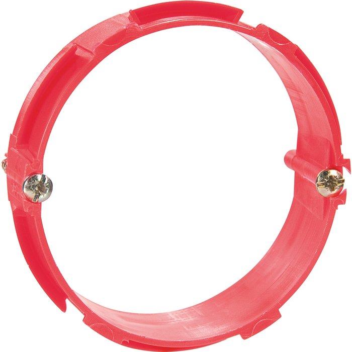 Bague pour boîte d'encastrement Batibox béton 1 poste  - Diamètre 64 mm