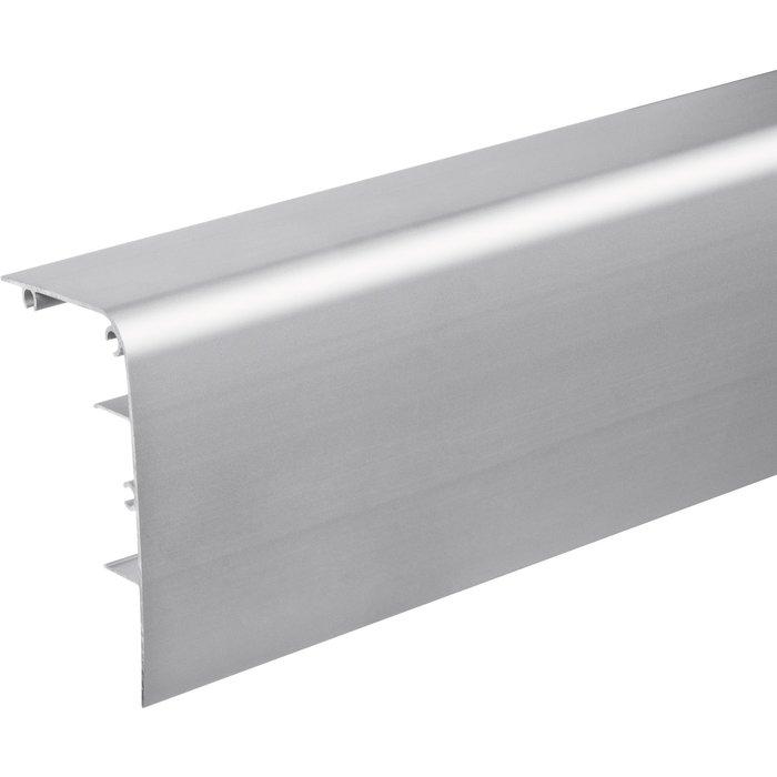 Bandeau pour rail de vantail SAF - Fixation murale - Longueur 3 m