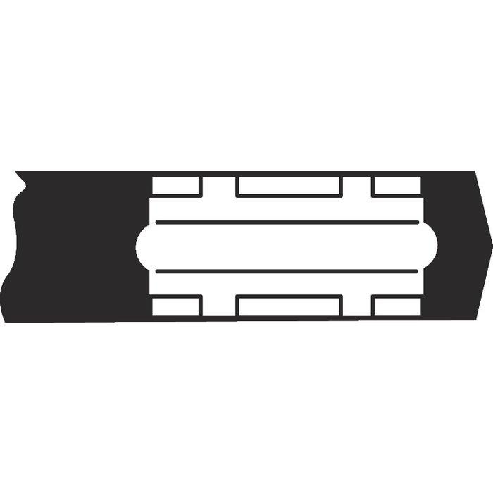 Pince à sertir - Profil V - Pour Viper P-1