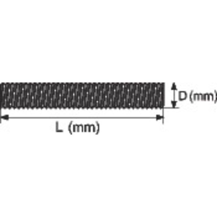 Tige filetée - Inox-1