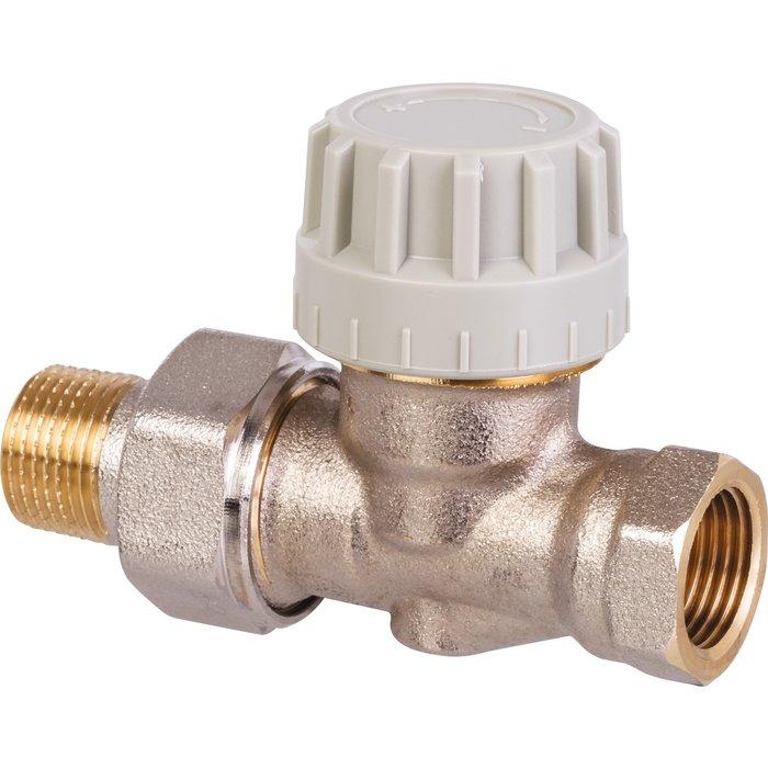 Robinet thermostatique Senso M28 de radiateur - Droit - Femelle-1