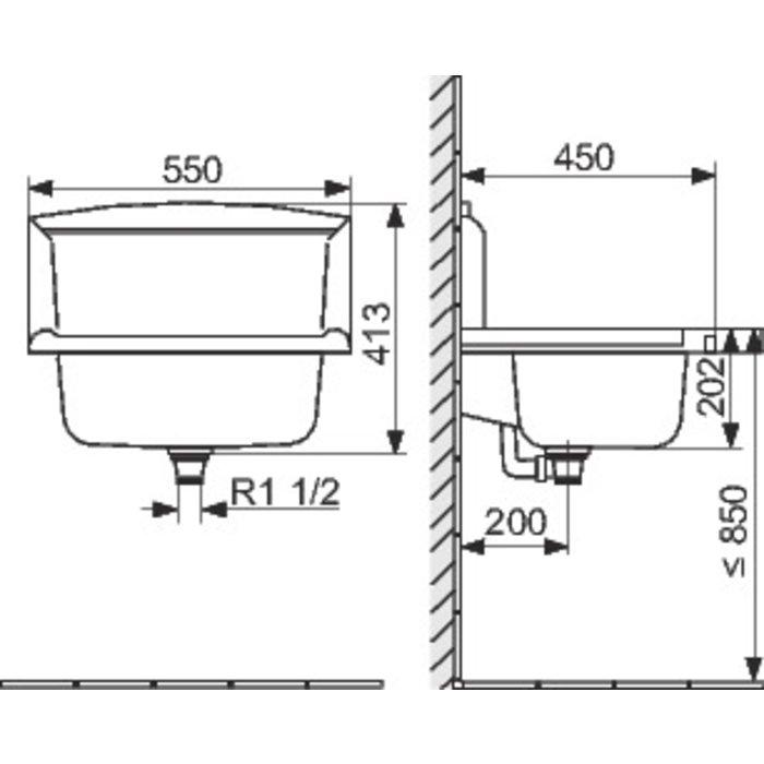 Poste d'eau multifonction-1