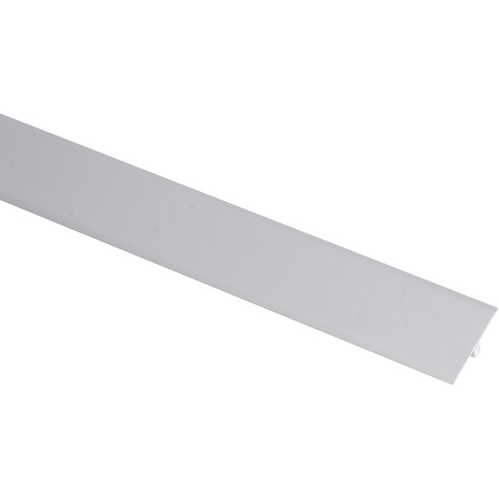 Bande de seuil Unisystem Z1 - Longueur 2,7 m - Largeur 40 mm