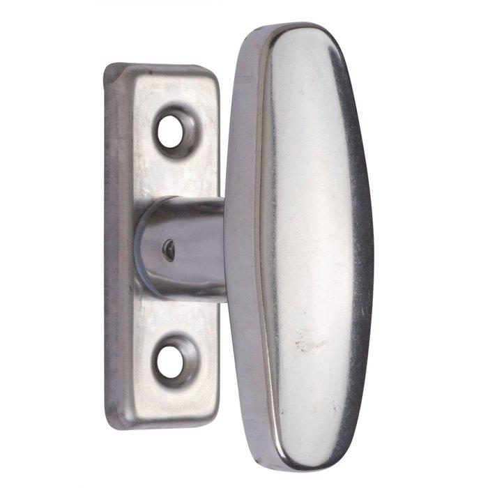 Bouton de crémone 660 - Simple - Inox