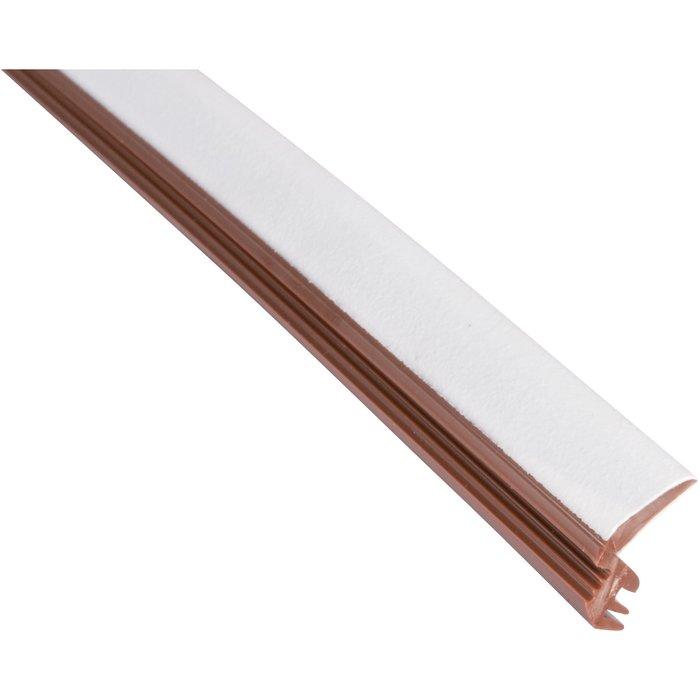 Joint pour largeur de rainure 4 mm - PVC - Brun - Longueur 100 m