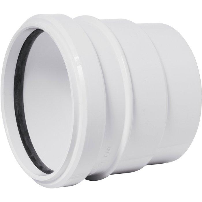 Manchon de raccordement WC - PVC-1