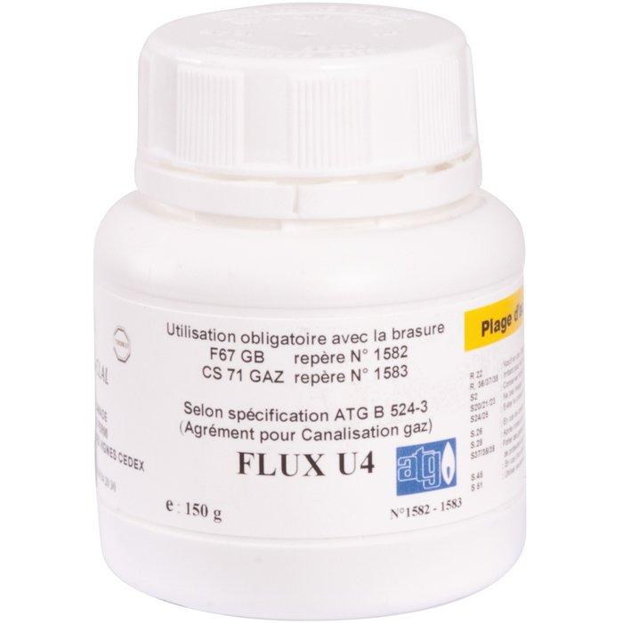 Flux pour soudure U4-1