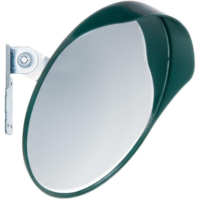 Miroir de surveillance convexe intérieur / extérieur - Diamètre 30 cm