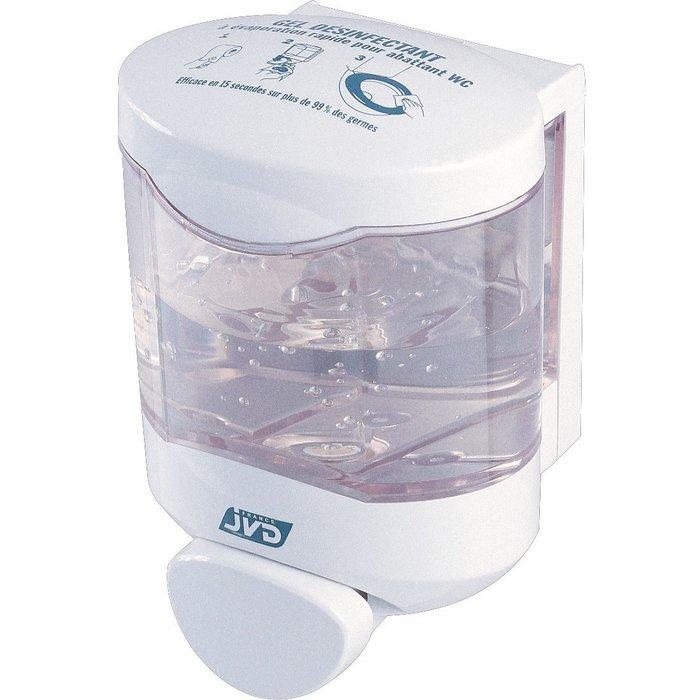 Distributeur pour désinfectant d'abattant WC