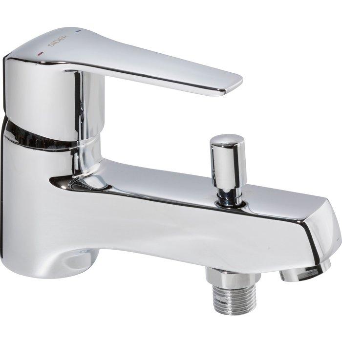 Mitigeur bain-douche monotrou Pyla