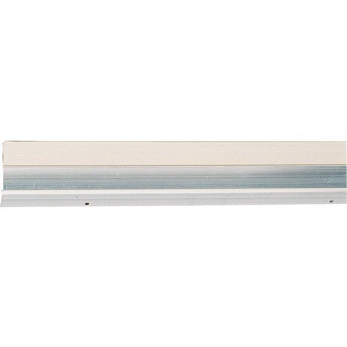 Plinthe de bas de porte Port-O-mat - Pivotant - Aluminium