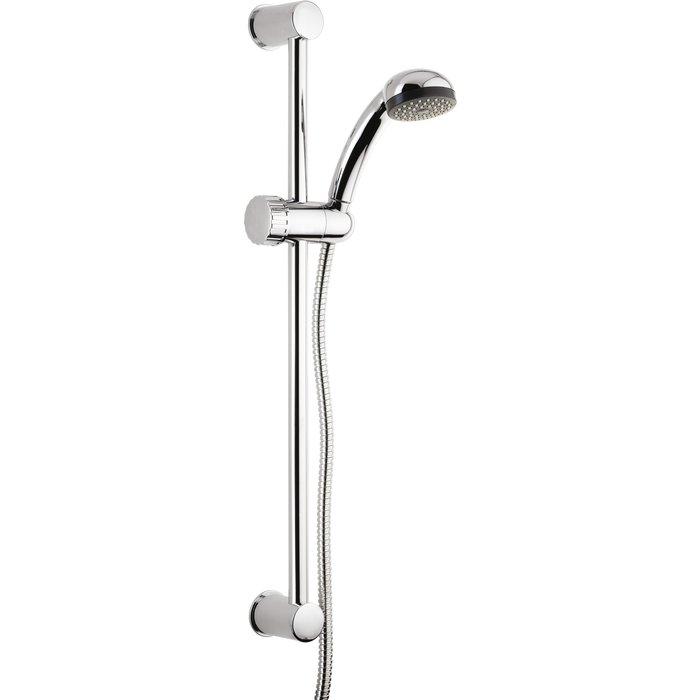 Ensemble de douche Simplex - Diamètre barre 19 mm-1