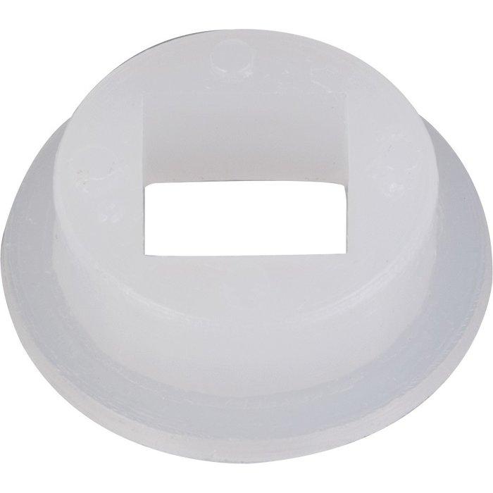 Portée carrée pour poignée de porte - Nylon-1