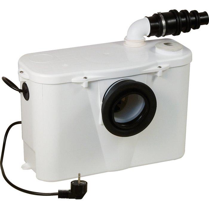 Broyeur pompe pour WC