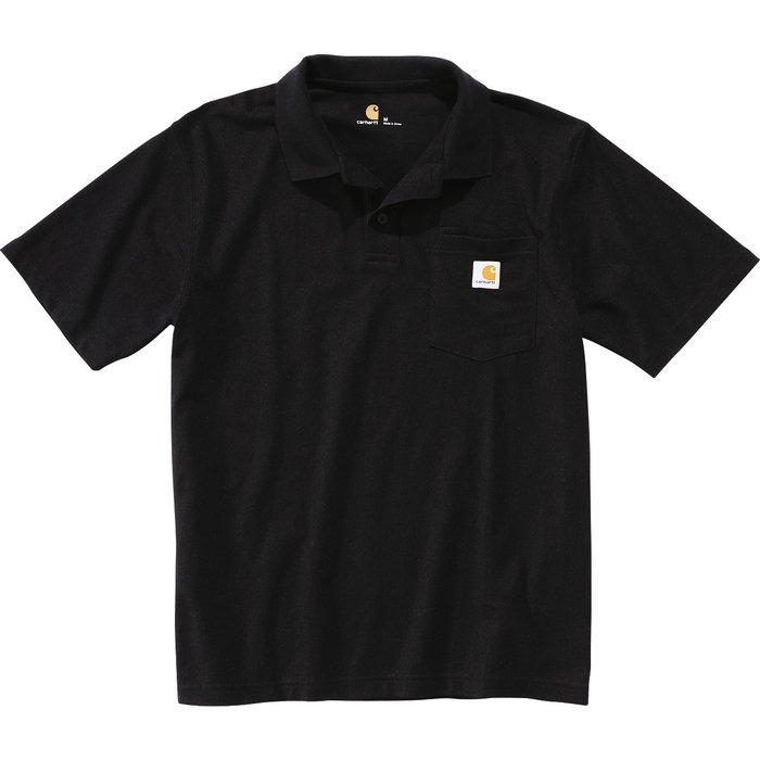 Polo de travail - Contractor's - Polyester et coton-1