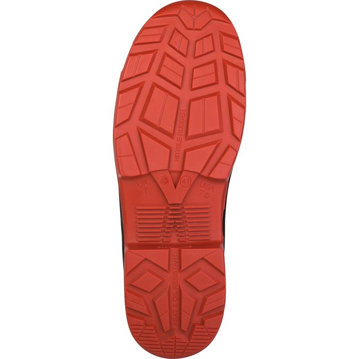 Chaussures hautes de sécurité - Semelles isolantes - Utilisation intérieur ou milieu sec - Cuir-2