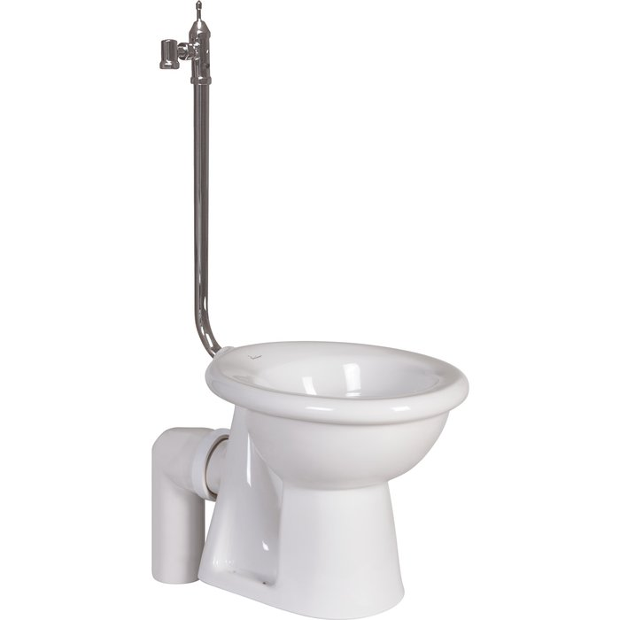 Pack WC avec robinet temporisé - Spécial hospitalier