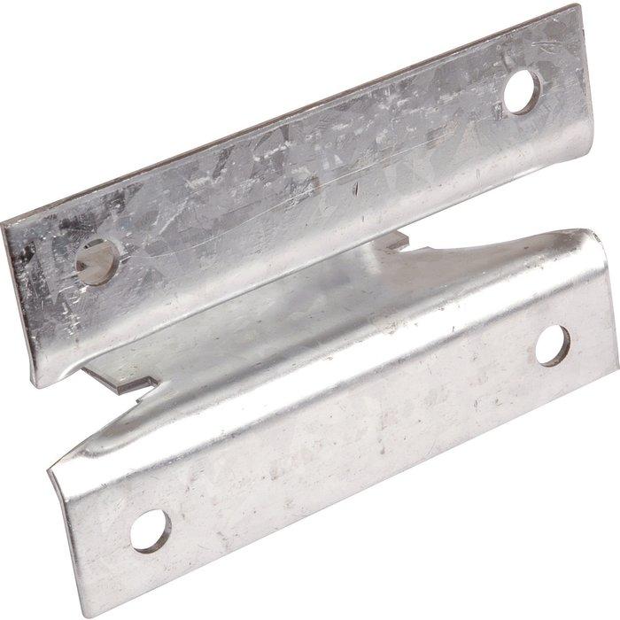 Console à visser fixe pour radiateur-1