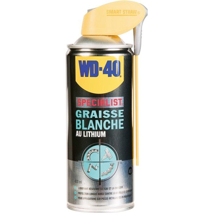 Graisse blanche au lithium - 400 ml-1