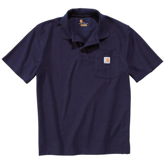 Polo de travail - Contractor's - Polyester et coton-2