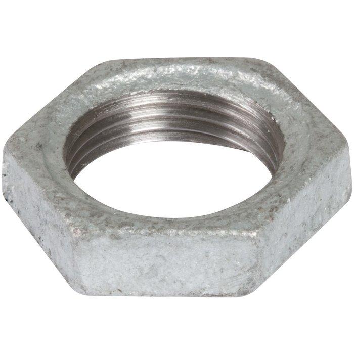Contre-écrou - Fonte galvanisée - Femelle - 312-1