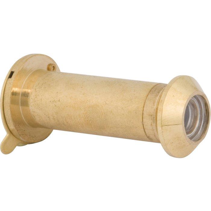 Judas de porte optique Minos - Angle 170° - Épaisseur de porte 37 à 62 mm