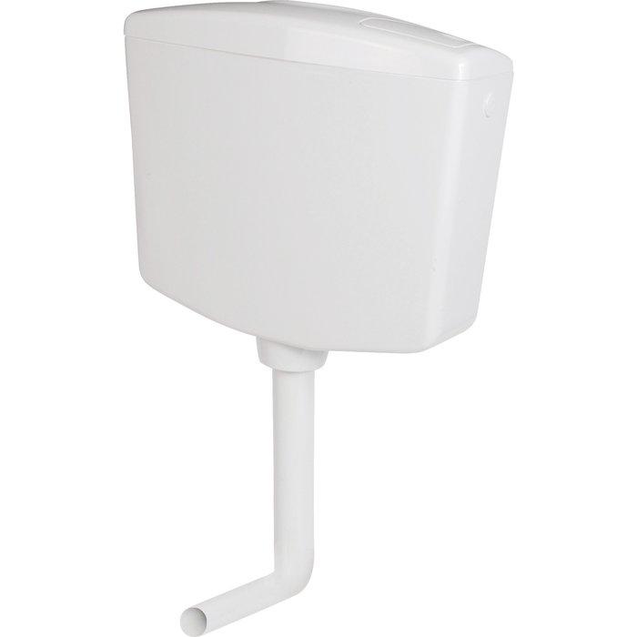 Réservoir WC semi-bas - Interrompable